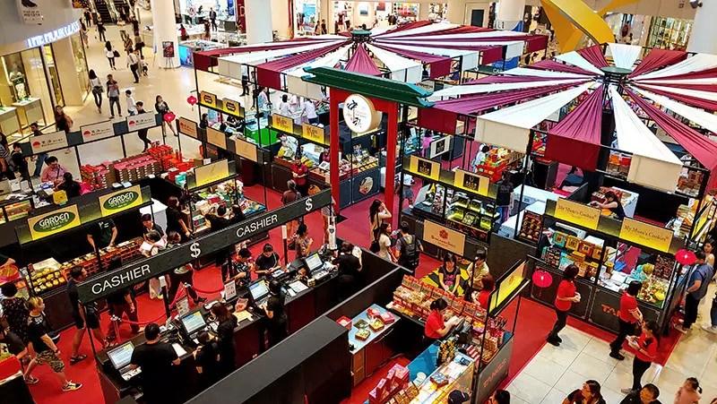 Tangs Mid-Autumn Fair at VivoCity, Singapore