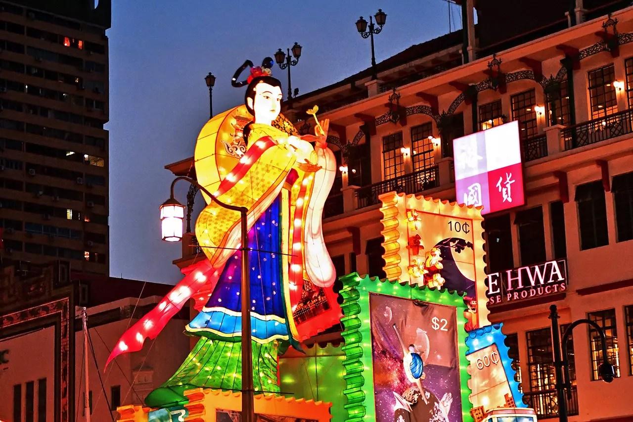 Chinatown Mid-Autumn Festival 2019