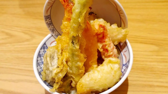 Kohaku Tendon Special.