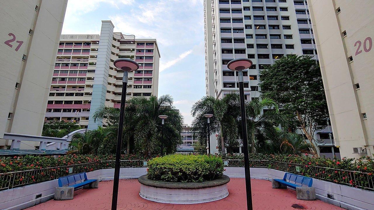 Telok Blangah Crescent Estate, Singapore