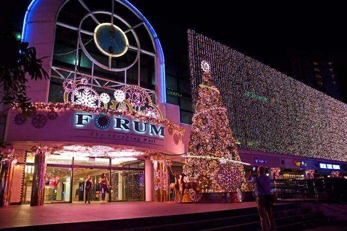 Forum the Shopping Mall Christmas 2019