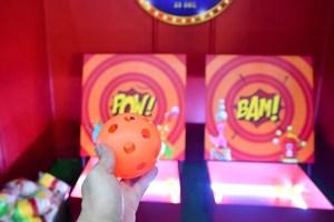 VivoCity Bounce-a-Saurus Dino Bounce Carnival Game
