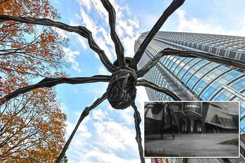 Roppongi Hills Spider.