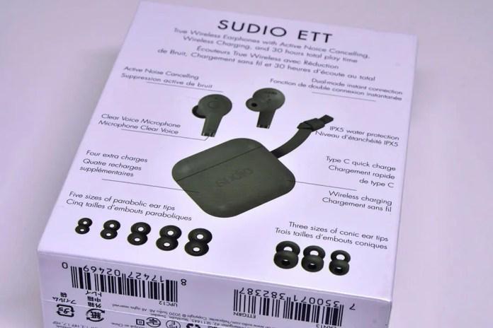 Sudio Ett Features