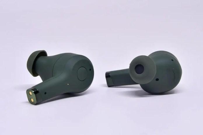 Swedish true wireless earbuds.