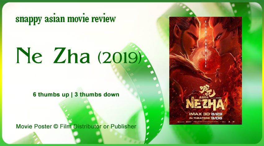 Ne Zha (2019) review