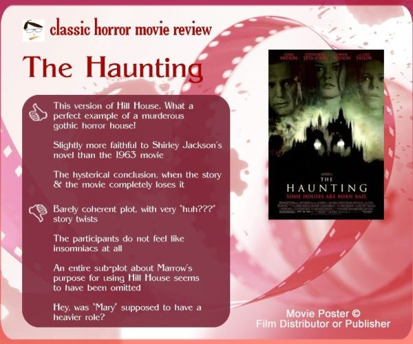 The Haunting (1999) Review
