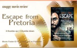 Escape from Pretoria Movie Review