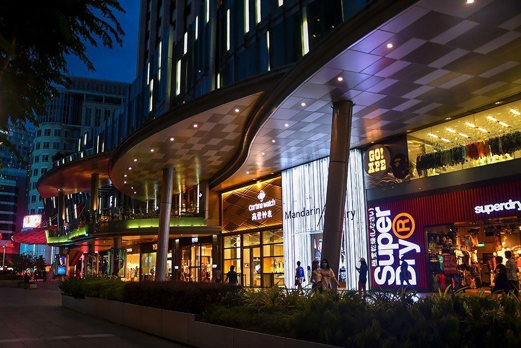 Mandarin Gallery, July 2020.