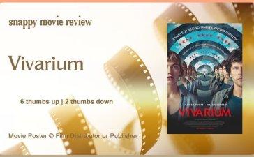 Vivarium Movie Review