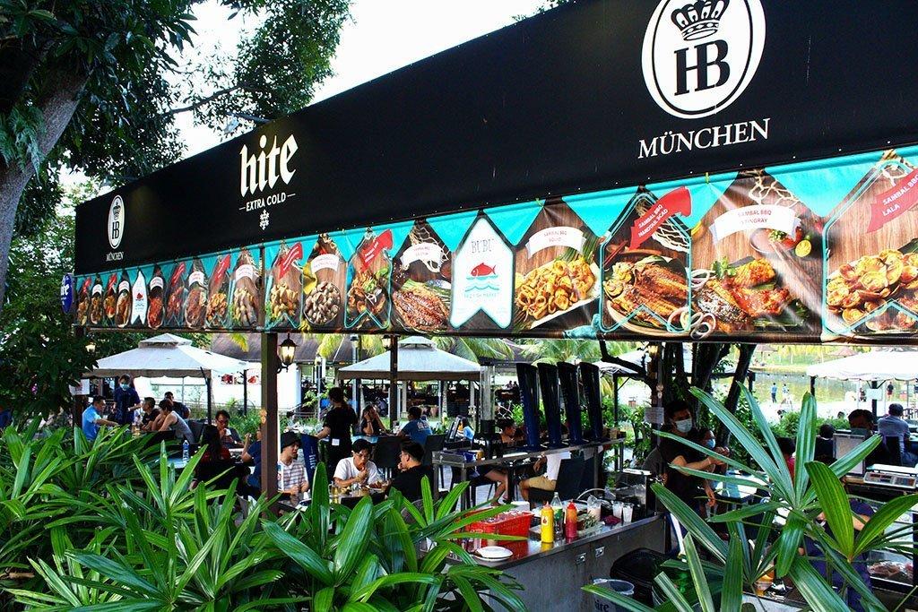 Bubu Seafood Restaurant - Yishun