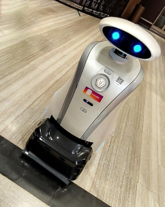 Lionsbot Cleaning Robot
