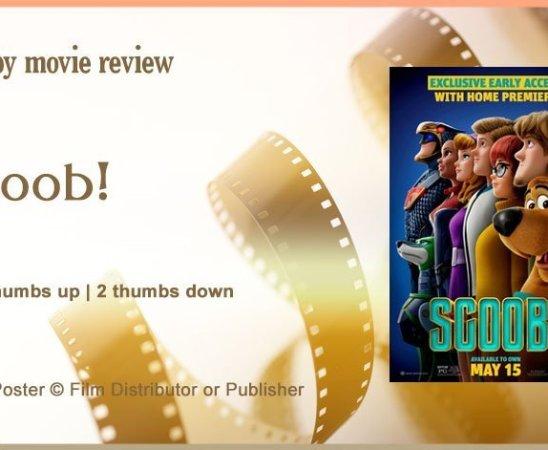 Scoob! Movie Review