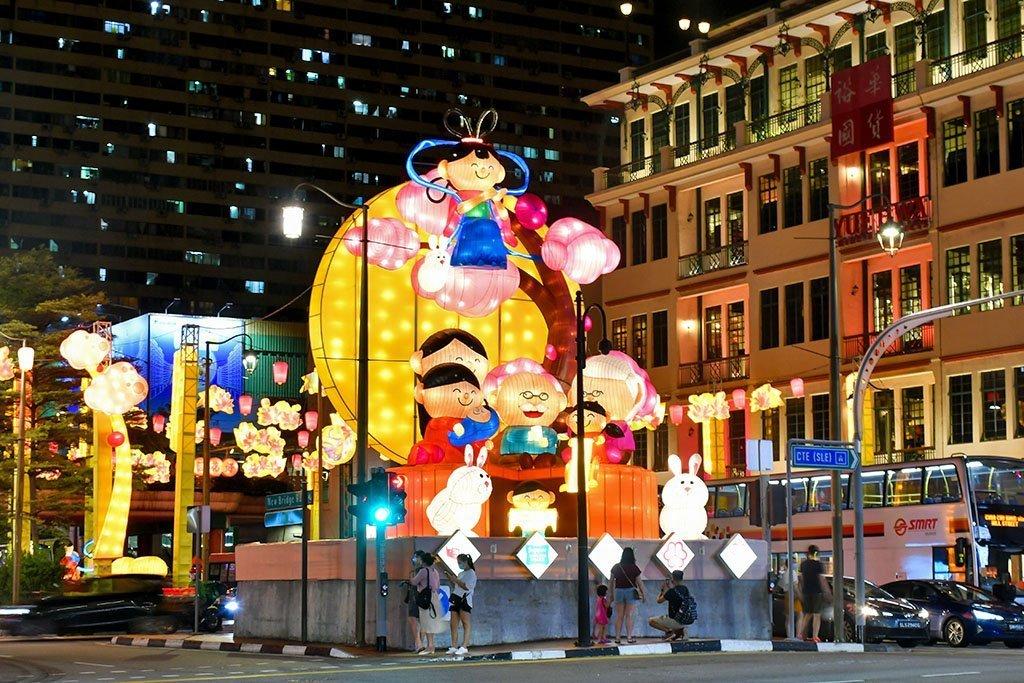 Chinatown Mid-Autumn Festival 2020