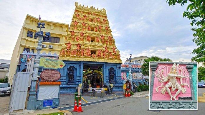 Sri Senpaga Vinayagar Temple, Singapore