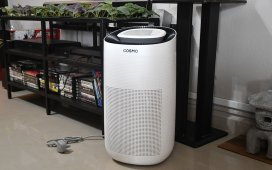 Cosmo Prime Air Purifier Review