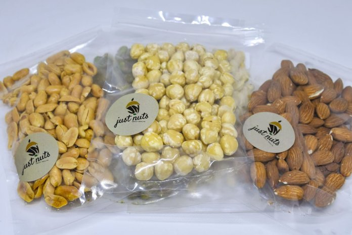 Healthy Nuts Delivery in Singapore.