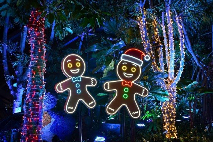 Christmas Gingerbread Men Decorations