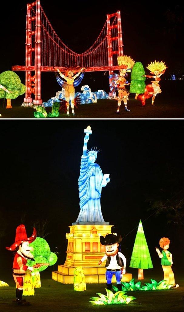 Festival of Lights Singapore.