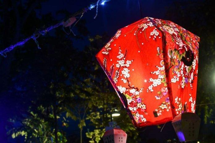Charity Lanterns.