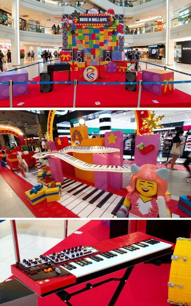 Plaza Singapura Xmas Decorations 2020.