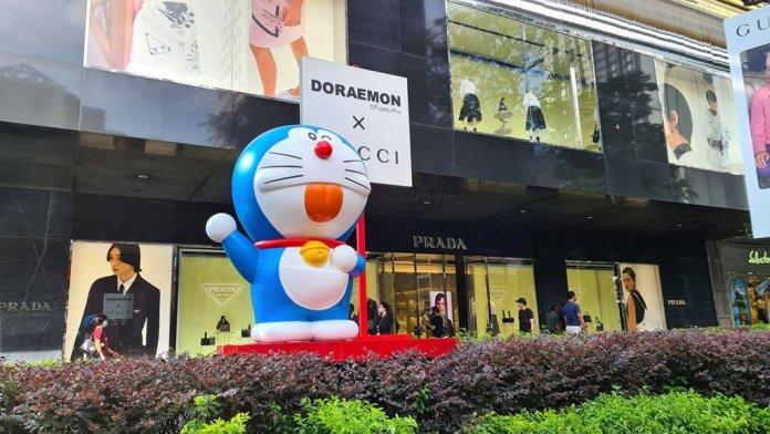Doraemon Paragon Shopping Centre