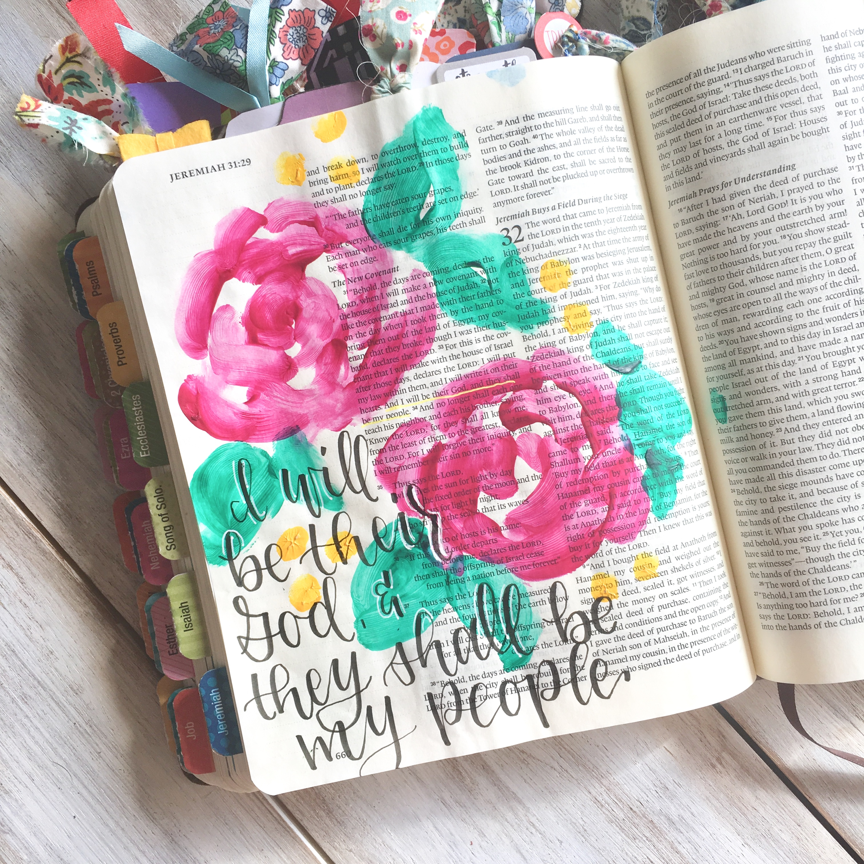 Bible Journaling- Three Fun, Easy, and Creative Techniques To Try ...