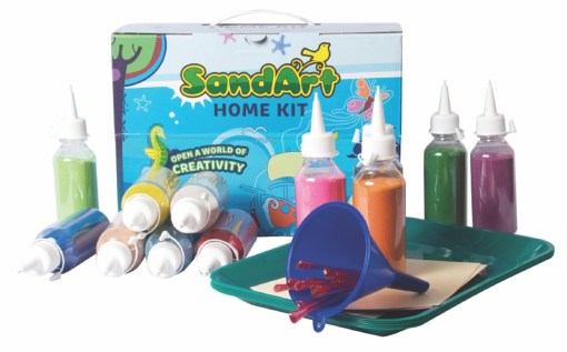 home & party kit - Sandart