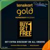 Lenskart Gold membership Scriberr