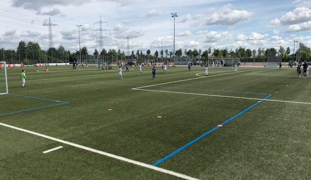 Jugendfussball am Wochenende