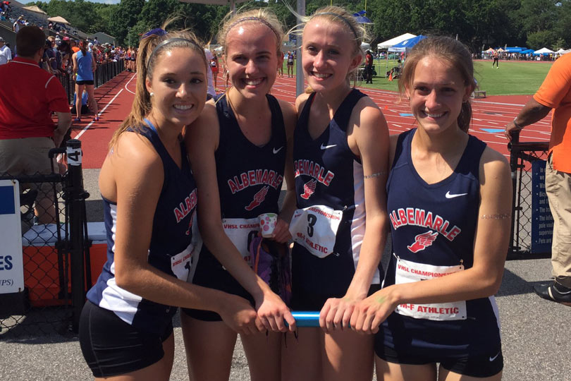 2017 Group 5A State Track Helmers Wins Group 5A 3200 As