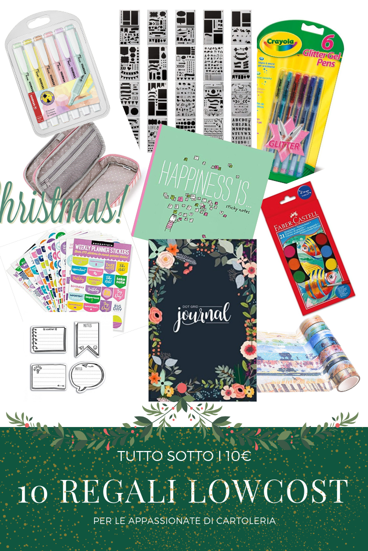 10 lowcost gifts for stationery lovers
