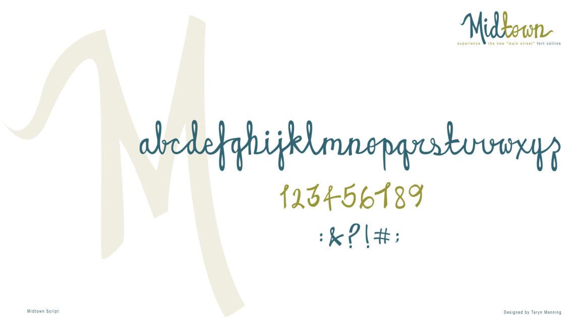 Midtown Typeface
