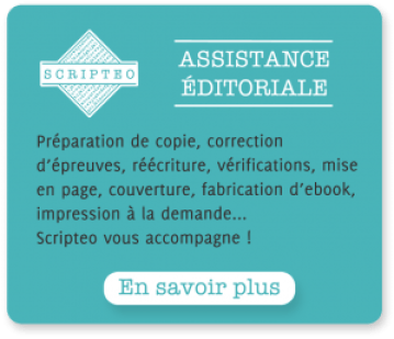 Nos prestations d'assistance d'édition