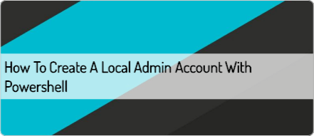 change local administrator password remotely powershell