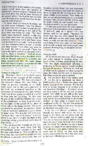 Bible Markings