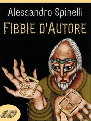Fibbie d'Autore: la copertina