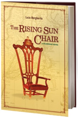 """The Rising Sun Chair"" di Lucio Margherita"
