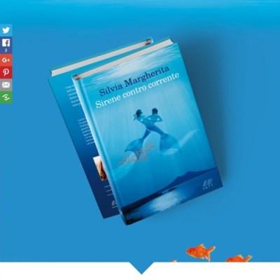 Siti per autori | Sirene contro corrente, romanzo di Silvia Margherita