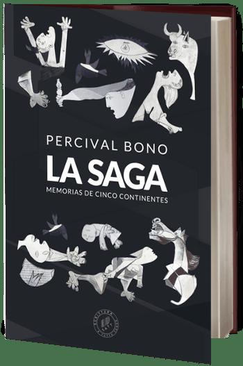 Percival Bono - LA SAGA - copertina