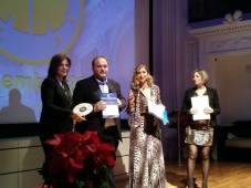 Agrigento Premio Karkinos 2018 Il professor Francesco Pira riceve il riconoscimento