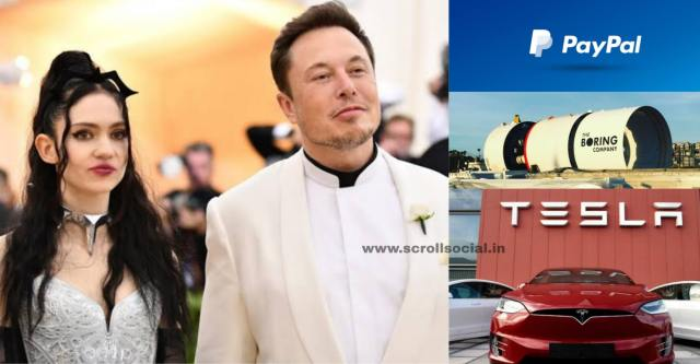 Elon Musk Founder of Paypal, Net Worth, Companies, wives, and Girlfriend » scrollsocial.in
