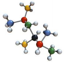 Liquid-Ozone-molecule