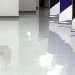 Commercial Vinyl Composite Tile (VCT) Flooring