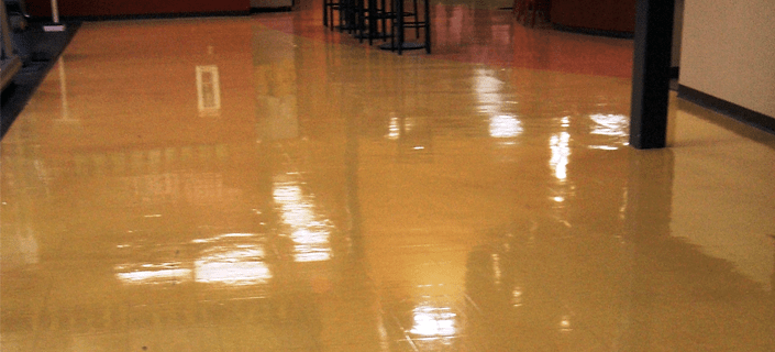 Should I use a urethane-fortified floor finish or a cheaper acrylic?