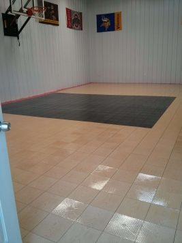 Response Sport Court Polypropylene Floor Finish