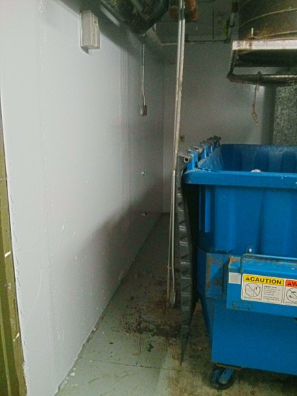Trash Room Cleaning Services