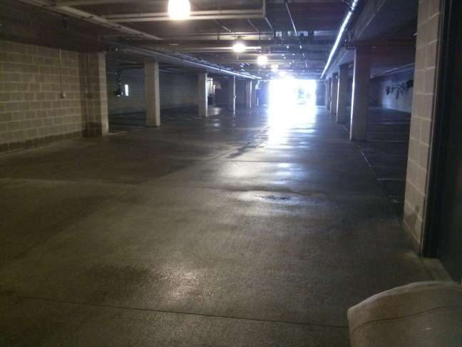Parking Garage Pressure Wash Cleaning Service in Minneapolis, MN