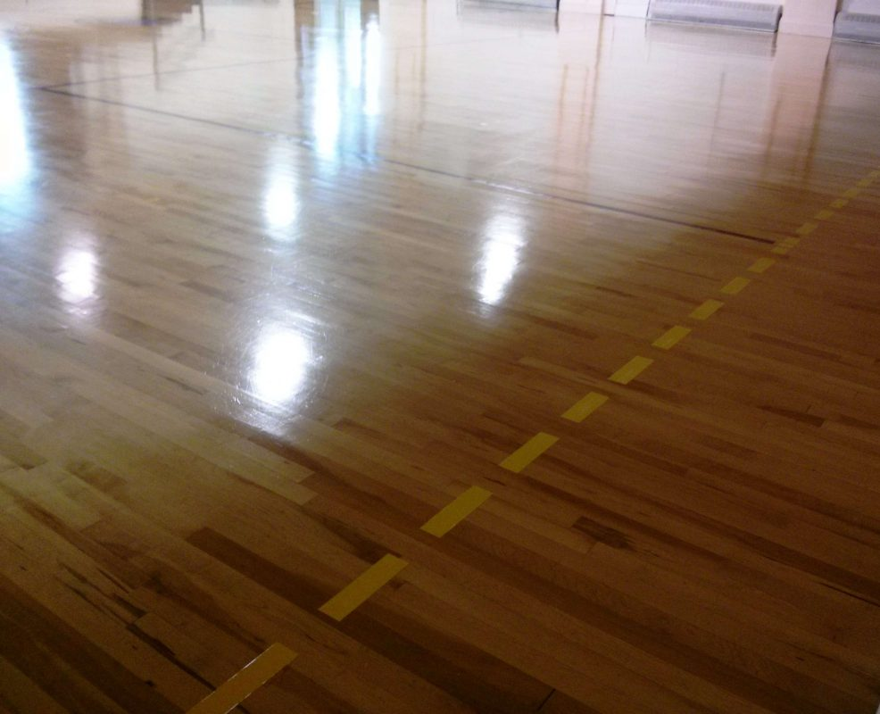 deep clean hardwood floors and wood gym floor finish in minneapolis mn. Black Bedroom Furniture Sets. Home Design Ideas