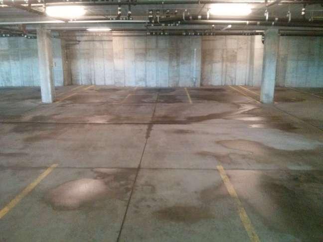 Parking Garage Pressure Wash Cleaning Service in Bloomington, MN